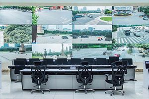 Smart financial video surveillance system