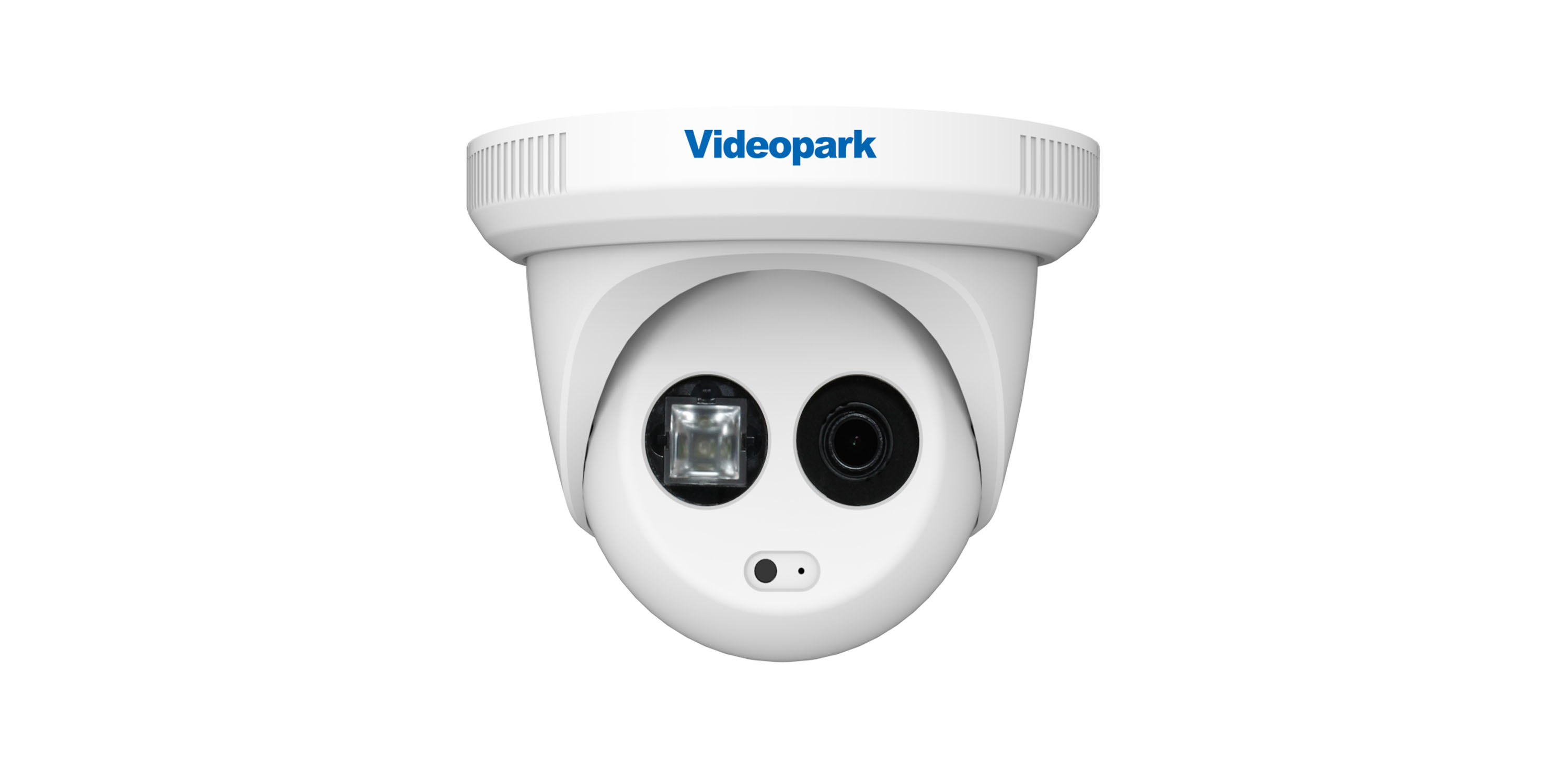 2.0MP H265 1 IR LED Turret IP Camera