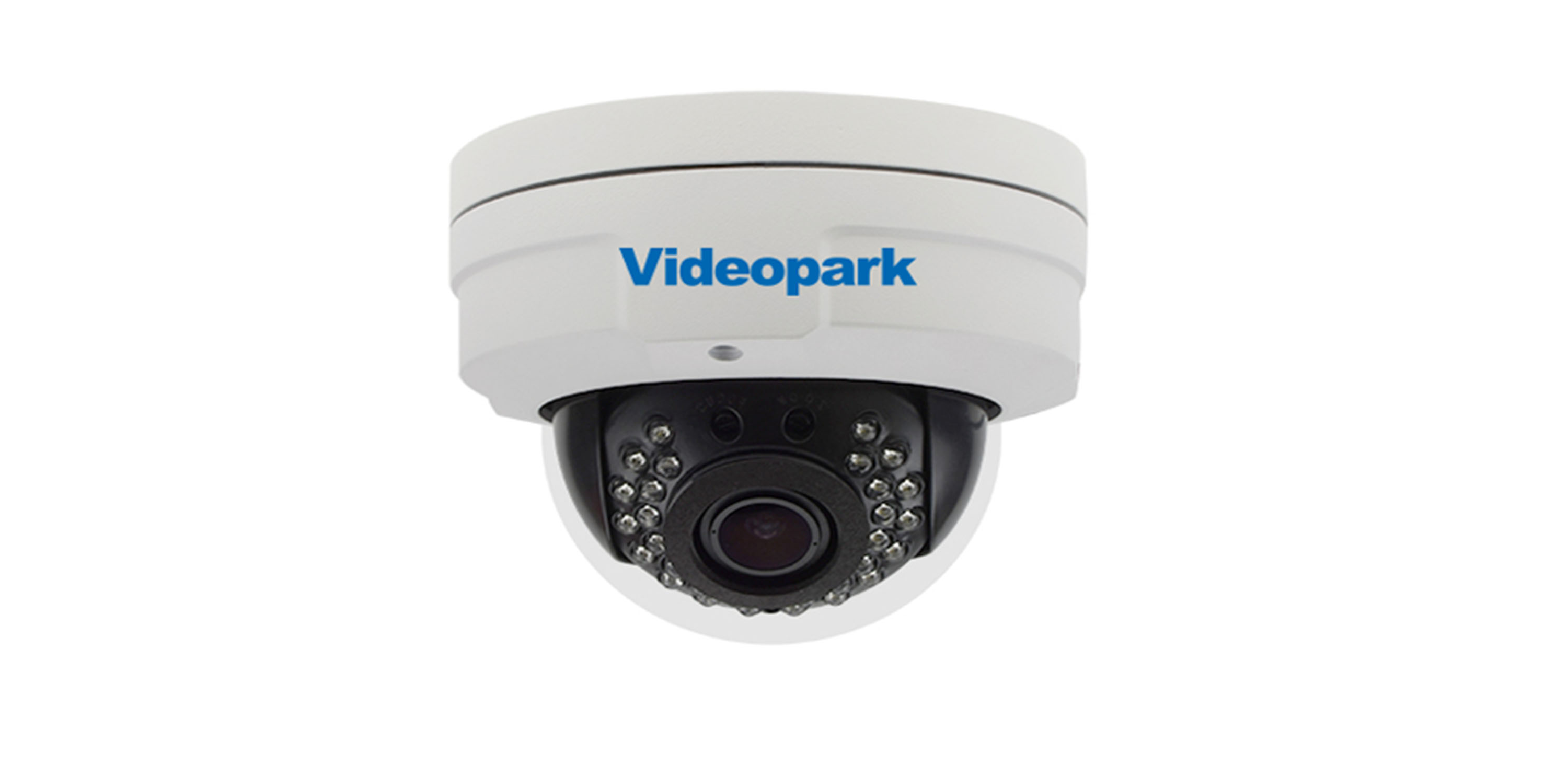 2.0MP H265 Motorized Lens IR Dome IP Camera